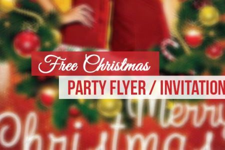 Christmas Party Flyer Template.10 Best Free Christmas Party Flyer Template For 2017 Technig