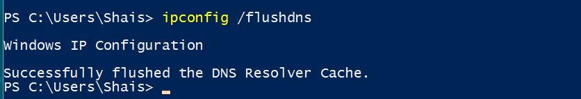 Clear DNS Records and Flush DNS Cache in Windows 10 - Technig