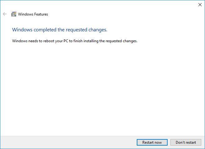 Install Hyper-V on Windows 10 - Technig