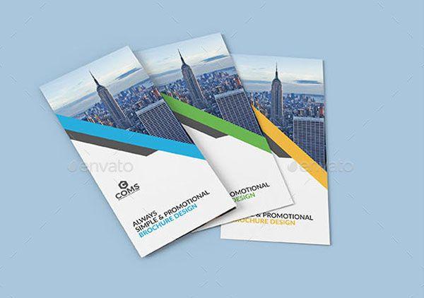 Multipurpose Business Tri-Fold Brochure