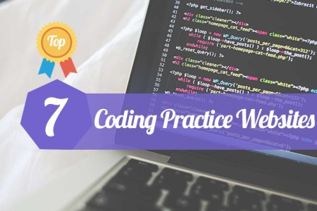 Top 7 Best Coding Practice Websites for Web Developers- Technig