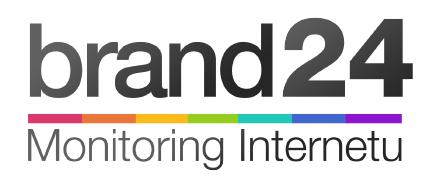 Brand24 - Social Media Analytic tool