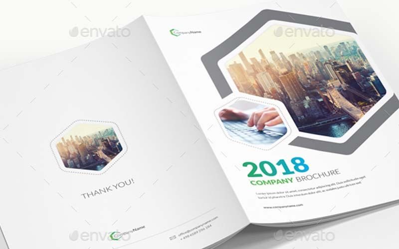 Best 15 Hand Picked Print Ready Business Brochure Templates For 2018