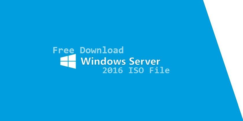 Windows Server 2016 Standard License Key and Download Link
