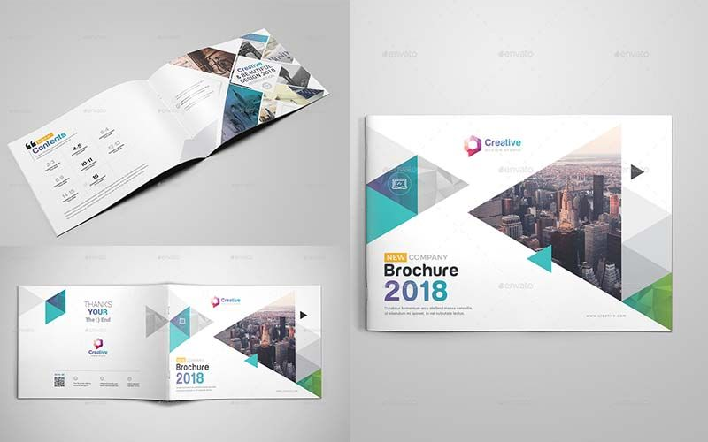 Best  Hand Picked Print Ready Business Brochure Templates For
