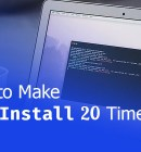 Make NPM install Work 20 Times Faster Step by Step - Technig