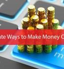 Top Ways to Make Money Online in 2018 - Technig