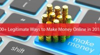 Top Ways to Make Money Online in 2018 - Technig