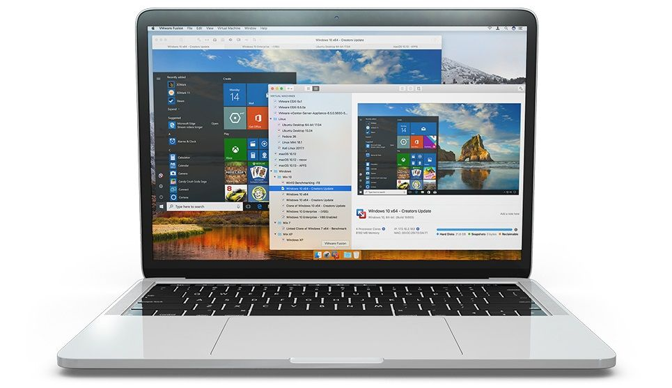 Install Windows 10 on Mac OS with VMware Fusion - Technig