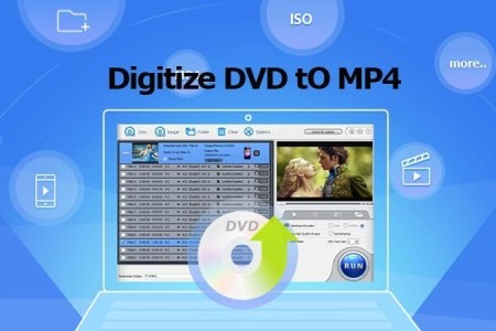 How to Easily Digitize DVD to MP4 using Free Winx DVD Ripper