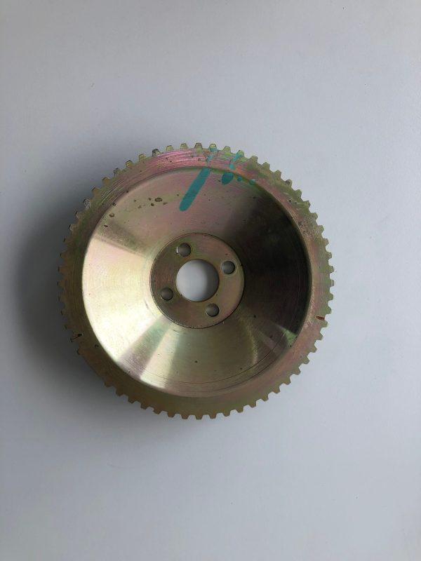Zahnkranz für OT Geberrad Lancia Kappa Turbo Triggerrad, Geberrad, Originalteil gebraucht, gereinigt und verpackt. Aus werksneuen Motoren ausgebaut.