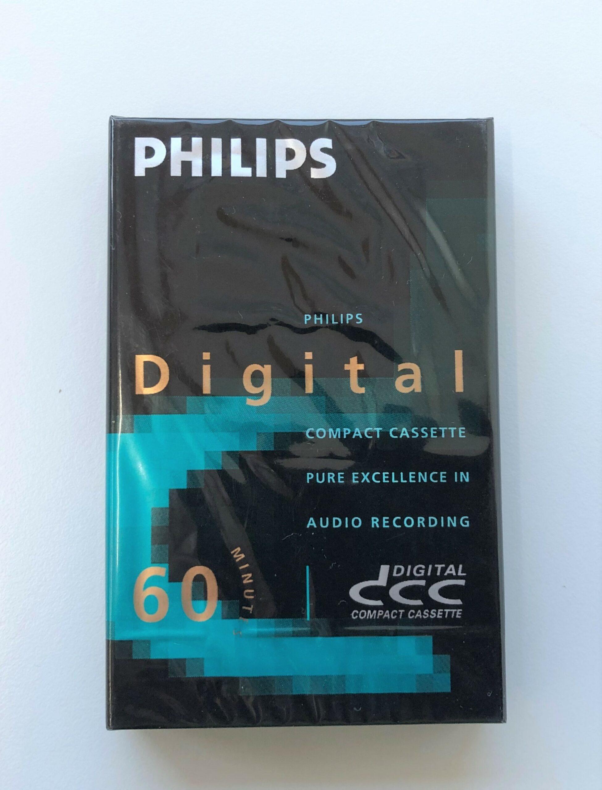 Philips DCC Cassette