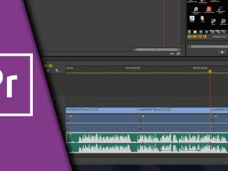 Adobe Premiere Lautstärke ändern