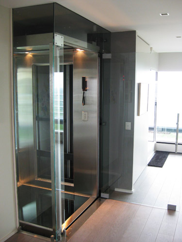 Ascenseur Pour Particulier En 206 Le De France Techni Lab