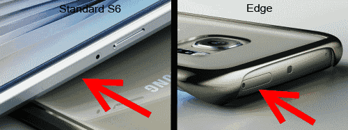 S6 SIM Slots