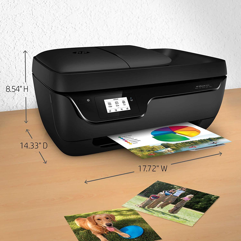 Hp Officejet 3830 Wireless Printer Review
