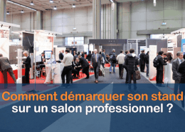 stand exposition salon professionnel