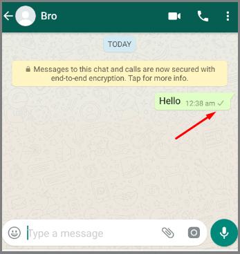 check_sent messages