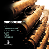 Tech080 - Various - Crossfire EP