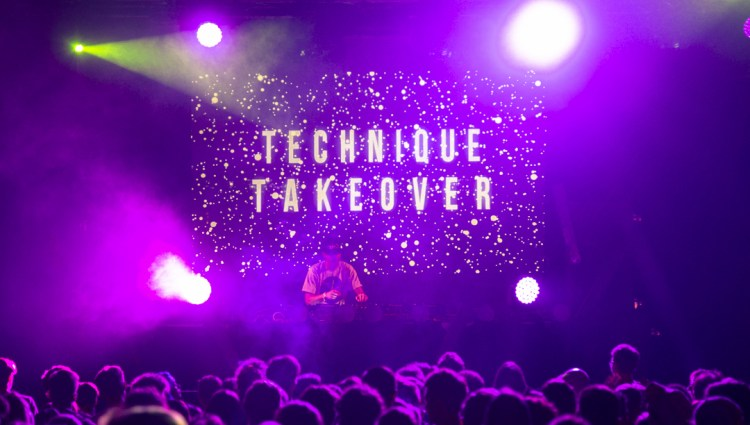 Technique Takeover Vienna October 2015