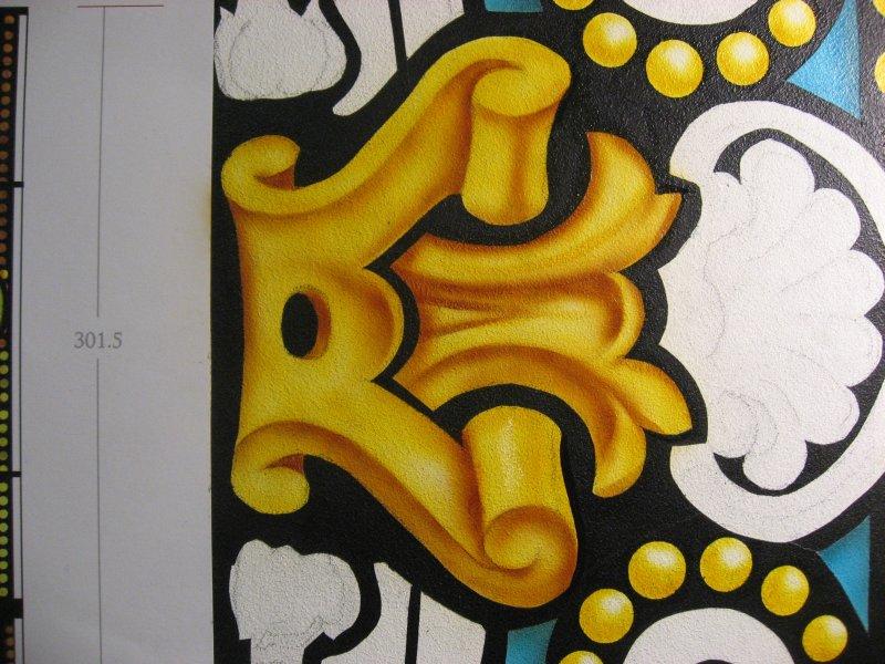 motif doré 3