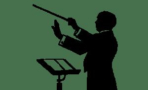 chef d'orchestre