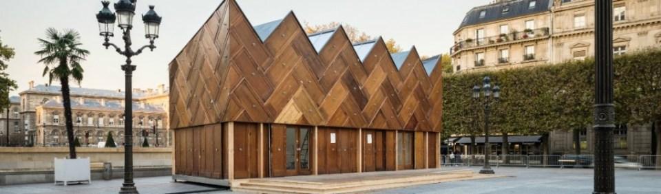 Paris mise sur le réemploi dans le bâtiment – Techniques de l'ingénieur