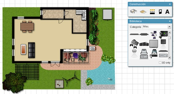 Download of the day sweet home 3d floorplanner for Www floorplanner