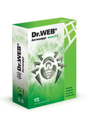 Dr.Web Anti-Virus 5