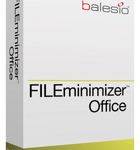 FILEminimizer box shot