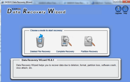 easeus data recovery pro version