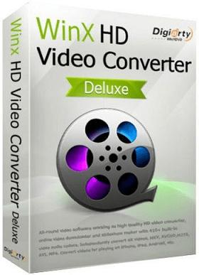 WinX HD Video Converter Deluxe box shot