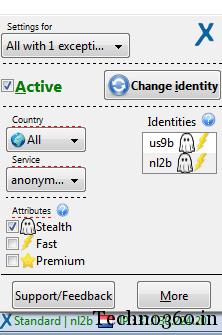 Netify vpn idea trick