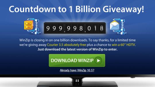WinZip Courier Free License