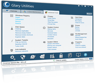 Glary Utilities 3 Pro Free license