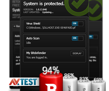 BitDefender Antivirus Free Edition Gets Major Update