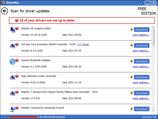 drivermax free edition