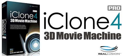 iclone4 pro