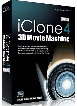 iClone v4 3 Pro Free License
