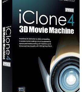 iClone v4.3 Pro Free License