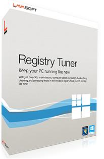 Lavasoft Registry Tuner Free 1 year License