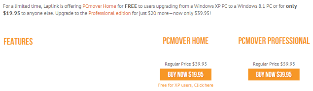 pcmover home free license