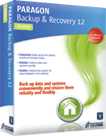Paragon Backup and Recovery 12 Free License