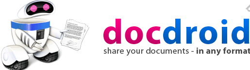 DocDroid : Share & View Documents in any Format