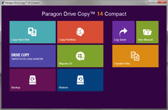Paragon Drive Copy 14 compact