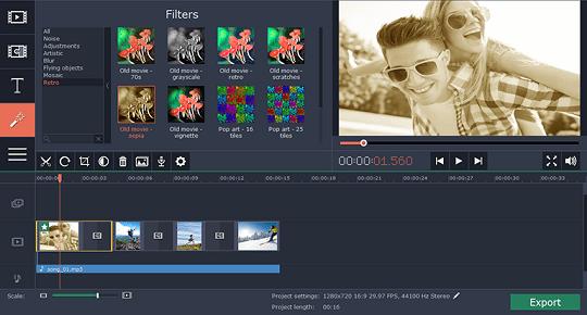 movavi video editor 11