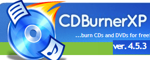 CDBurnerXP v4.5.3.4746 released , Download Now