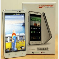 Micromax launches phablet Canvas Doodle 3