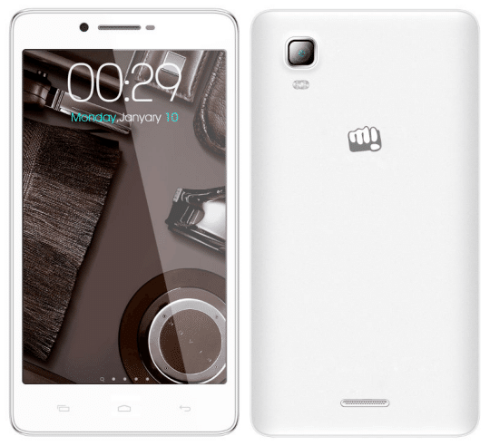 Micromax Canvas Doodle 3 white