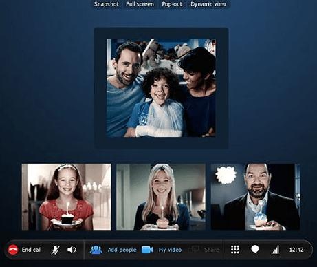skype Group Video Calling free